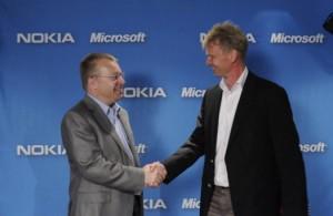 Microsoft и Nokia - партньори